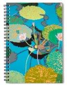 Michelles Secret Pond Spiral Notebook
