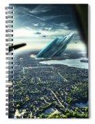 Michigan 2050 Spiral Notebook