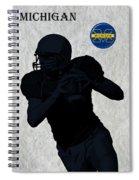 Michigan Football  Spiral Notebook