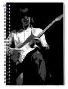 Mick Art 1 Spiral Notebook