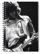 Mick In Spokane 1977 Spiral Notebook