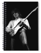 Mick Of Mott The Hoople And Bad Company Spiral Notebook