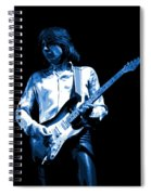 Mick Plays The Blues 1977 Spiral Notebook