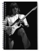 Mick Rocks 1977 Spiral Notebook