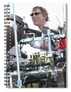 Mickey Hart Band Spiral Notebook