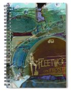 Mick's Drums Spiral Notebook