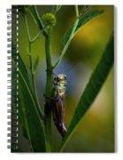 Micro Environment  Spiral Notebook