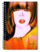 Mid Day Spiral Notebook