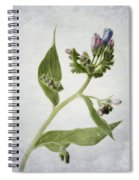 Mid Summer Scent Spiral Notebook