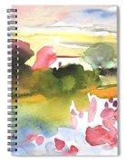Midday 33 Spiral Notebook