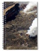 Middle East Rift Vent Spiral Notebook