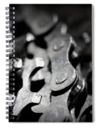 Middle Gear Spiral Notebook