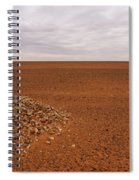 Middle Of Nowhere Spiral Notebook