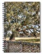 Middleton Brick Wall Spiral Notebook