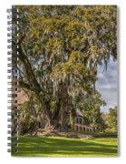 Historic Middleton Place  Spiral Notebook