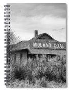 Midland Coal Mining Co. Spiral Notebook
