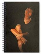 Midnight Conversation Spiral Notebook