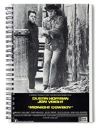 Midnight Cowboy  Spiral Notebook