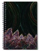 Midnight Forest By Jrr Spiral Notebook