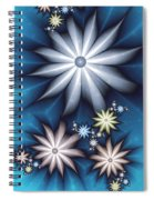 Midnight In Spring Spiral Notebook