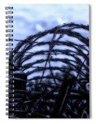 Midnight In The Prison Yard Spiral Notebook