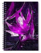 Midnight Paradise Spiral Notebook