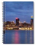 Midtown Manhattan Spiral Notebook
