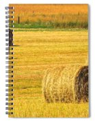 Midwest Farming Spiral Notebook