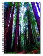 Mighty Spiral Notebook