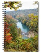 Mighty Mulberry Spiral Notebook