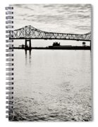 Mighty River Spiral Notebook