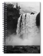 Mighty Snoqualmie Spiral Notebook