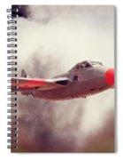 Mighty Vampire Spiral Notebook