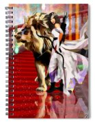 Mighty Woman Of God Spiral Notebook