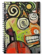 Migraine Spiral Notebook