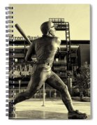 Mike Schmidt At Bat Spiral Notebook