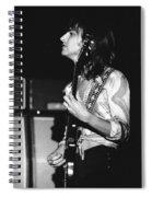 Mike Somerville 20 Spiral Notebook
