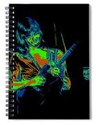 Mike Somerville Art 3 Spiral Notebook