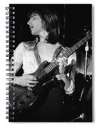 Mike Somerville Of Head East 15 Spiral Notebook