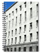 Milan Courthouse Building Spiral Notebook