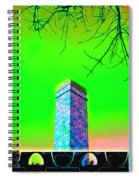 Mildrena's Chimney - Branches Spiral Notebook