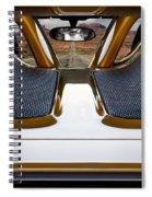 Mile Marker 13 Spiral Notebook