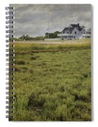Milford Point Beach Spiral Notebook