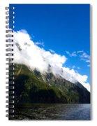 Milford Sound #2 Spiral Notebook