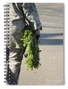Military Christmas  Spiral Notebook