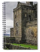 Military Fortress Spiral Notebook