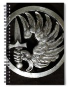 Military - French Foreign Legion Insignia Spiral Notebook