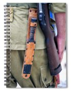 Military Small Arms 01 Ww II Spiral Notebook