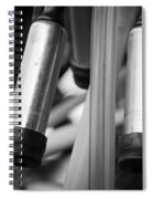 Milking Spiral Notebook