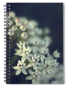 Milkweed  Spiral Notebook